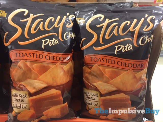 Stacy's Toasted Cheddar Pita Chips