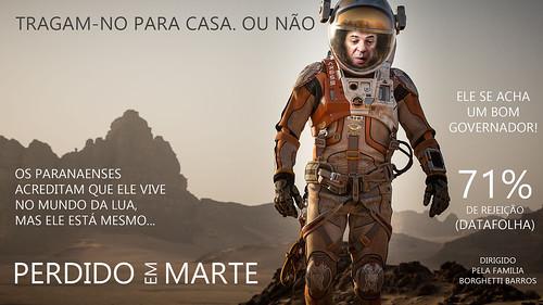 Perdido em Marte br