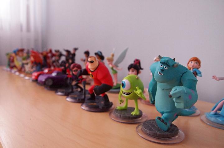 Disney Infinity figuurit