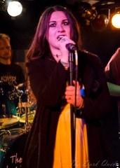 Selene supporting RavenEye at the Diamond Rock Club, Ahoghill, 13 February 2016