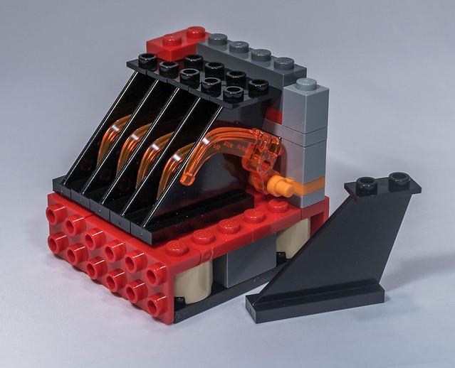REVIEW LEGO 76048 Marvel - L'attaque en sous-marin d'Iron Skull