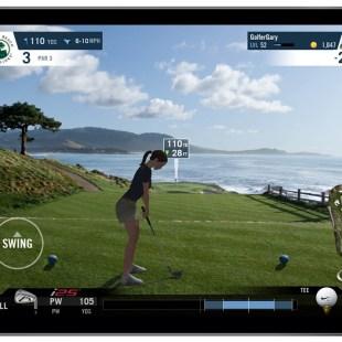 World Golf Tour HUD (iOS)