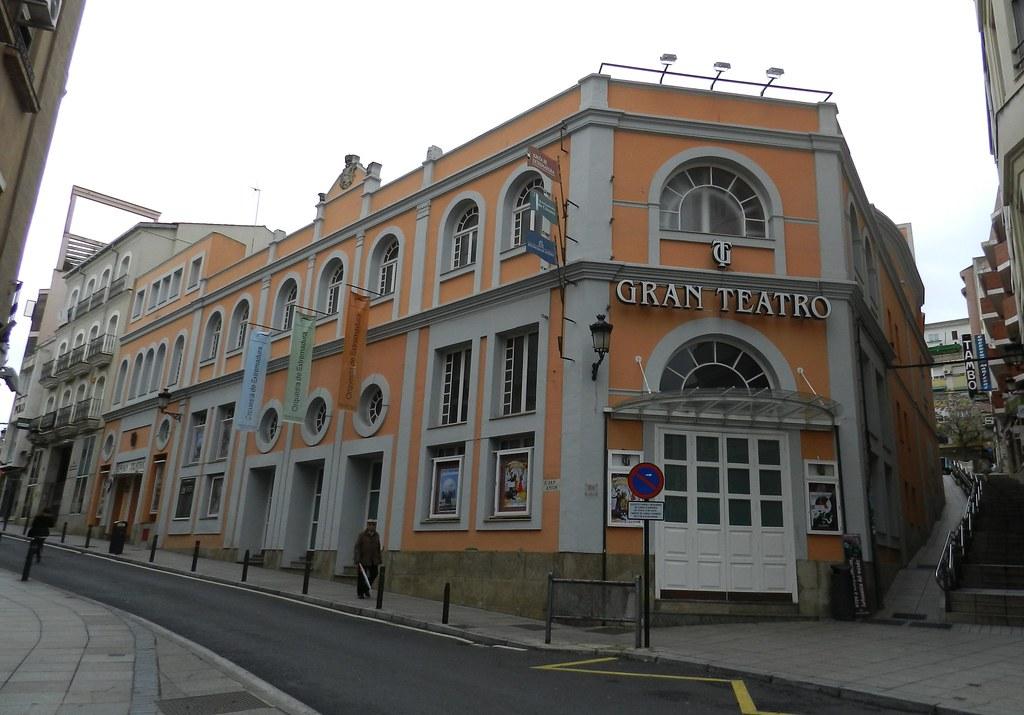 Gran Teatro Caceres