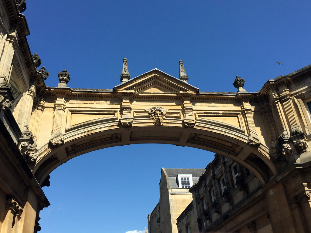 Bath en un día: Bath en Inglaterra Bath en un día Bath en un día, el SPA de Roma en Inglaterra 25082229531 484348ae7c b