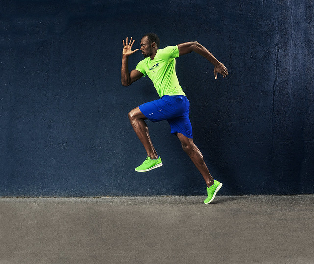 Usain Bolt PUMA Ignite Disc