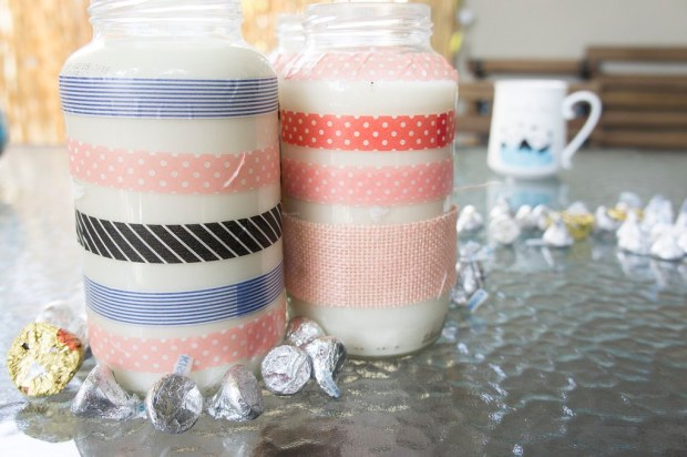 DIY Bug Repellent Candles