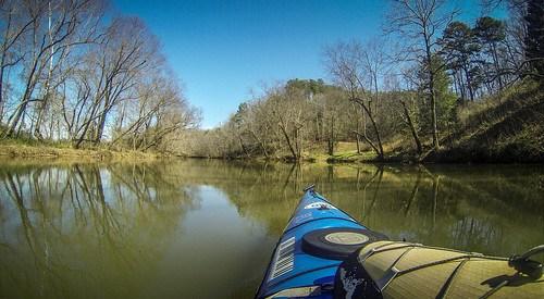 Saluda Lake Paddling-52