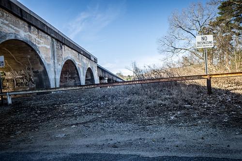Saluda River Rail Trestle-001