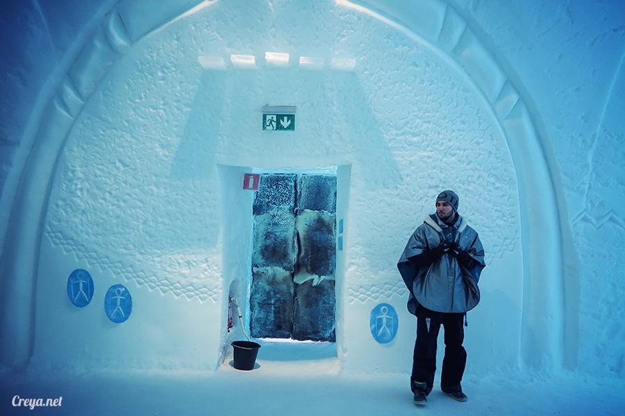 2016.02.25 | 看我歐行腿 | 美到搶著入冰宮,躺在用冰打造的瑞典北極圈 ICE HOTEL 裡 06.jpg