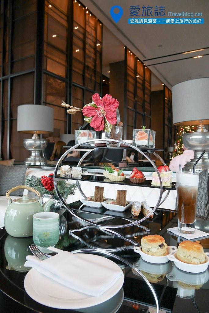 《曼谷下午茶推薦》Up & Above:大倉新頤酒店星級下午茶 | 愛旅博客