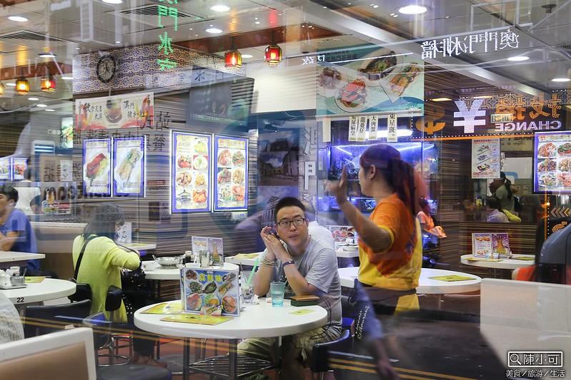 澳門茶餐廳 葡式蛋撻。香港有什麼好吃的呢?來看看尖沙咀這間觀光客必買的葡式蛋撻(蛋塔)。 @ 葉訪!旅遊 ...