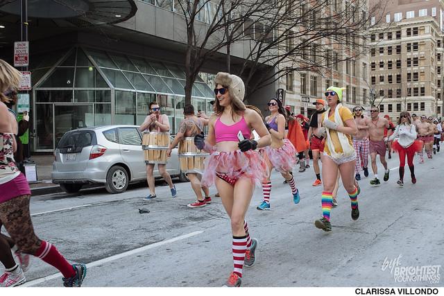 Cupid's Undie Run
