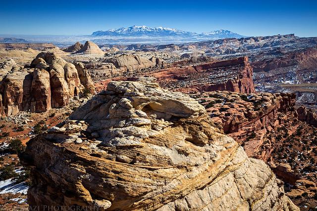 Navajo Knobs View