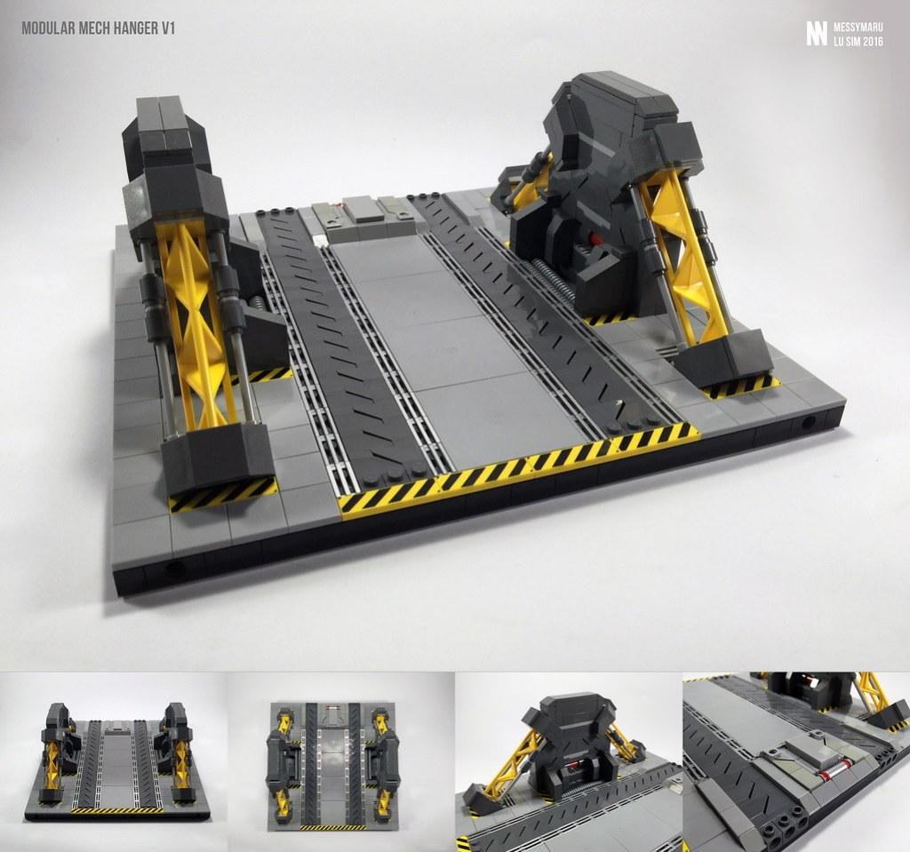 Modular Hangar v1
