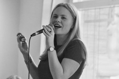 Liselotte Östblom at Radisson Blu Strand 8/4 2016