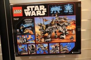 LEGO Star Wars 75157 Captain Rex's AT-TE Walker 2