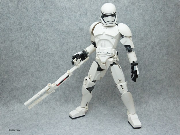 Firest Order Stormtrooper TR-8R