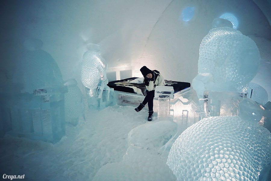 2016.02.25 | 看我歐行腿 | 美到搶著入冰宮,躺在用冰打造的瑞典北極圈 ICE HOTEL 裡 23.jpg