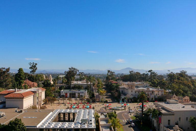 11.17. San Diego. Balboa Park