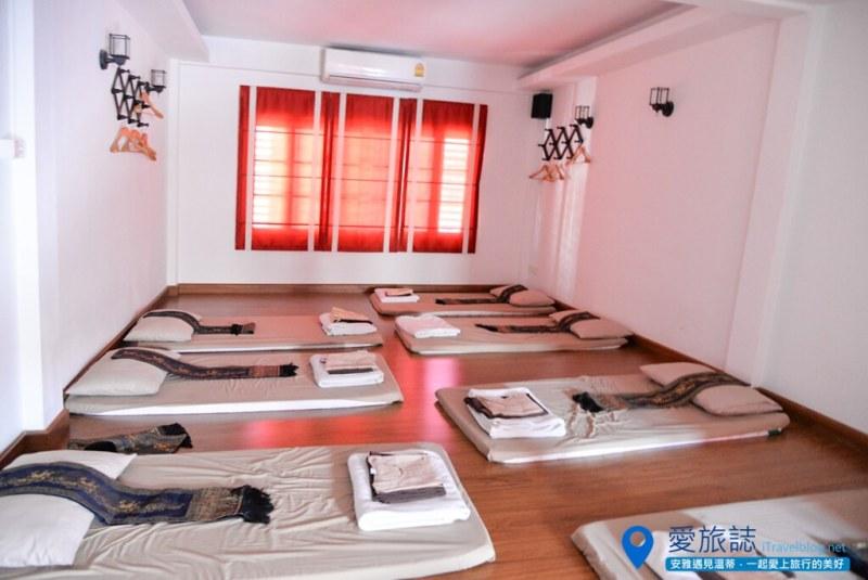 《清迈SPA按摩推荐》Lanna Massage:清迈尼曼路服务质量稳定值得一访