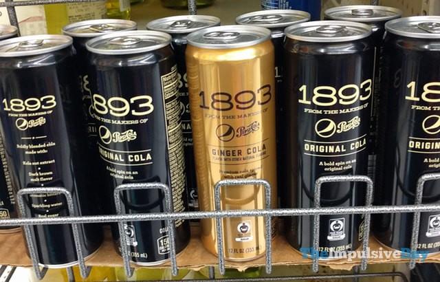 REVIEW: Pepsi 1893 Original Cola - The Impulsive Buy