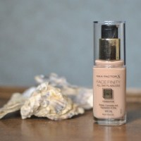Beauty : Max factor - Face finity foundation