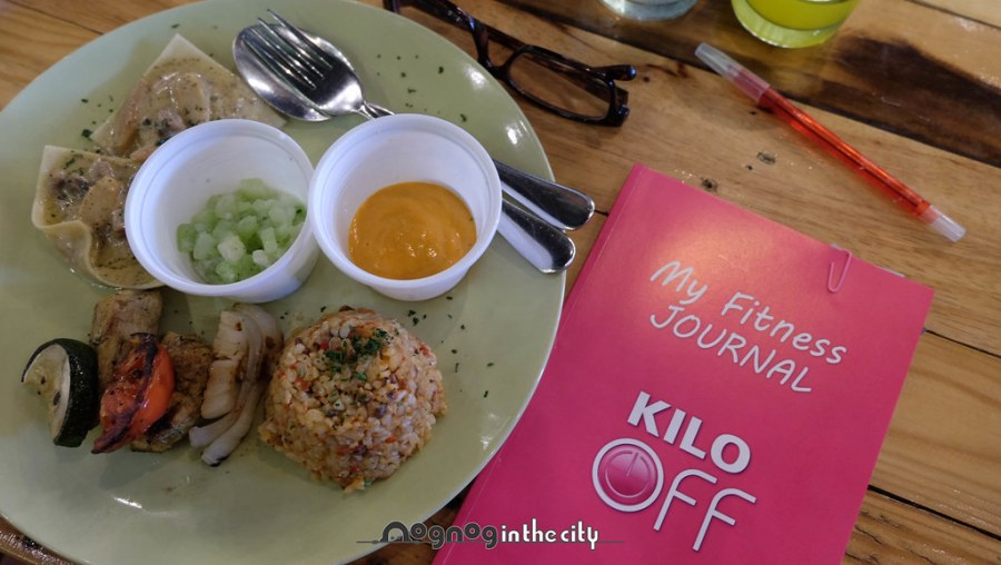 kilo off fitness journey