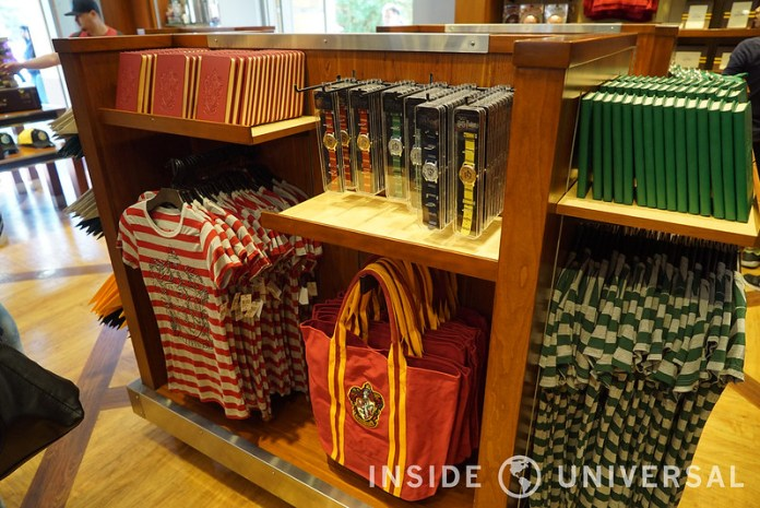 The new Studio Store debuts on Universal's Lower Lot dedicated to Wizarding World merchandise