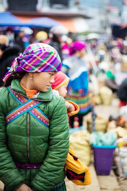 Bac Ha Sunday Market 04
