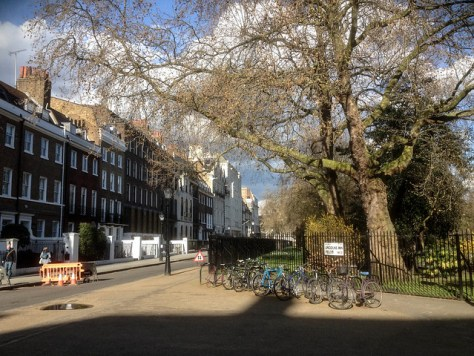 Lincolns Inn Fields