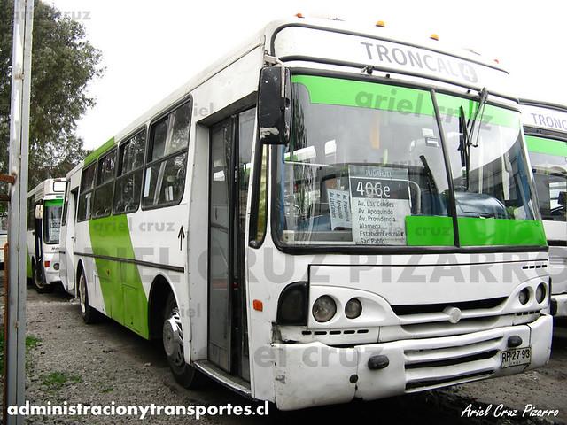Transantiago (406e) - Terminal La Estrella - Caio Alpha / Mercedes Benz (RR2793)