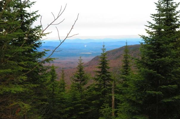 Garfield Ridge Trail Outlook
