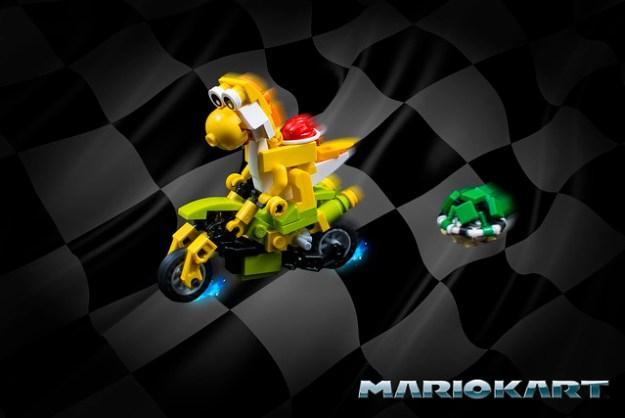 Mario Kart: Yoshi
