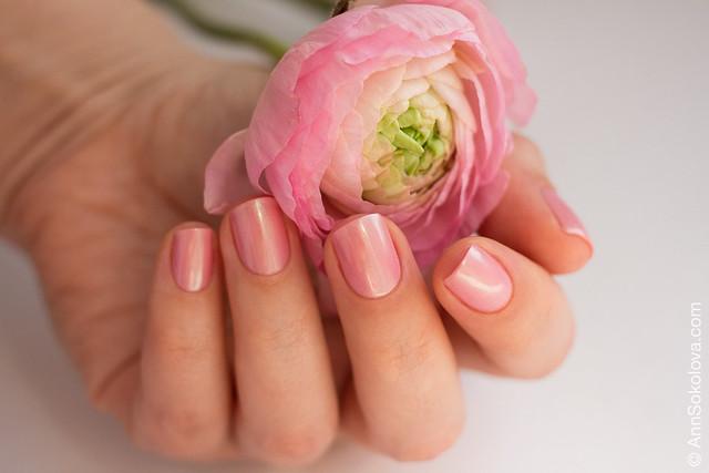 05 YSL #69 Love Pink Ann Sokolova swatches