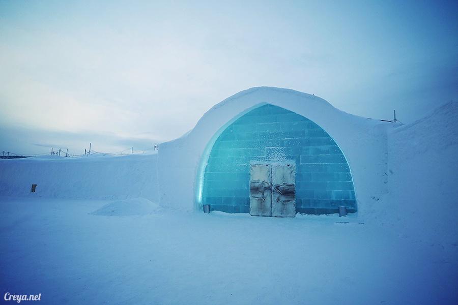 2016.02.25 | 看我歐行腿 | 美到搶著入冰宮,躺在用冰打造的瑞典北極圈 ICE HOTEL 裡 04.jpg