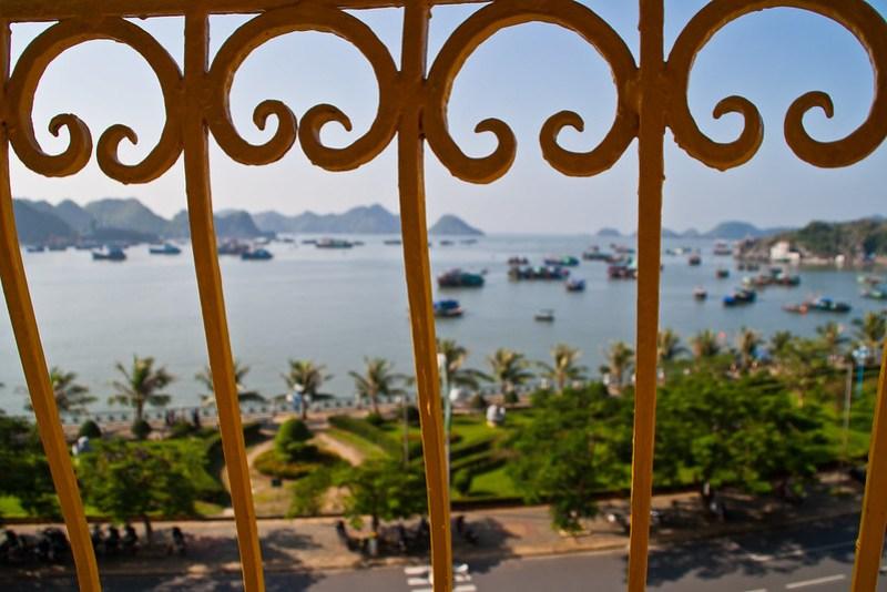Vietnam Cat Ba Bucht