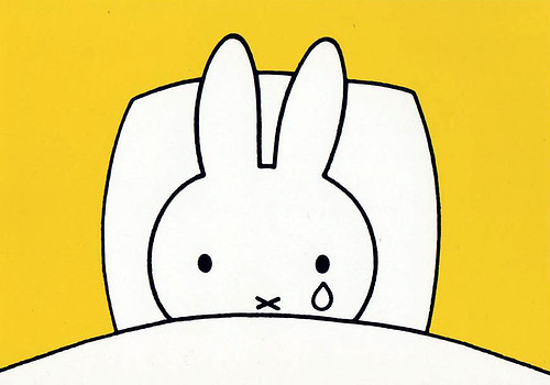 Crying Miffy