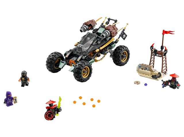 LEGO Ninjago 70589 Rock Roader
