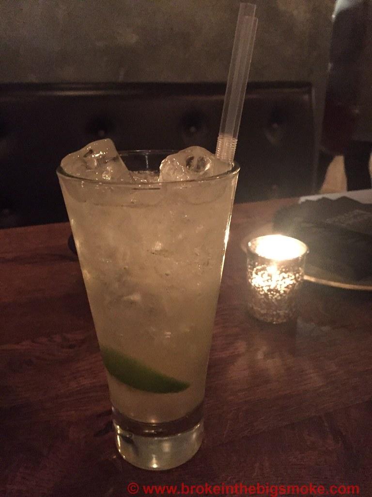 Bloggers Below Zero Ice Bar London Cocktails