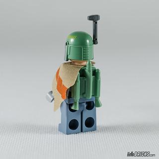 REVIEW LEGO Star Wars 75137 Carbon-Freezing Chamber 07 (HelloBricks)