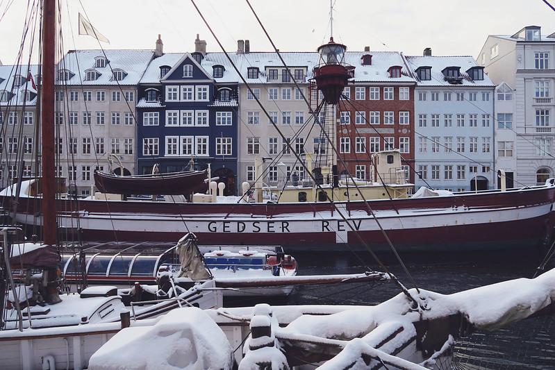 Nyhavn Harbour
