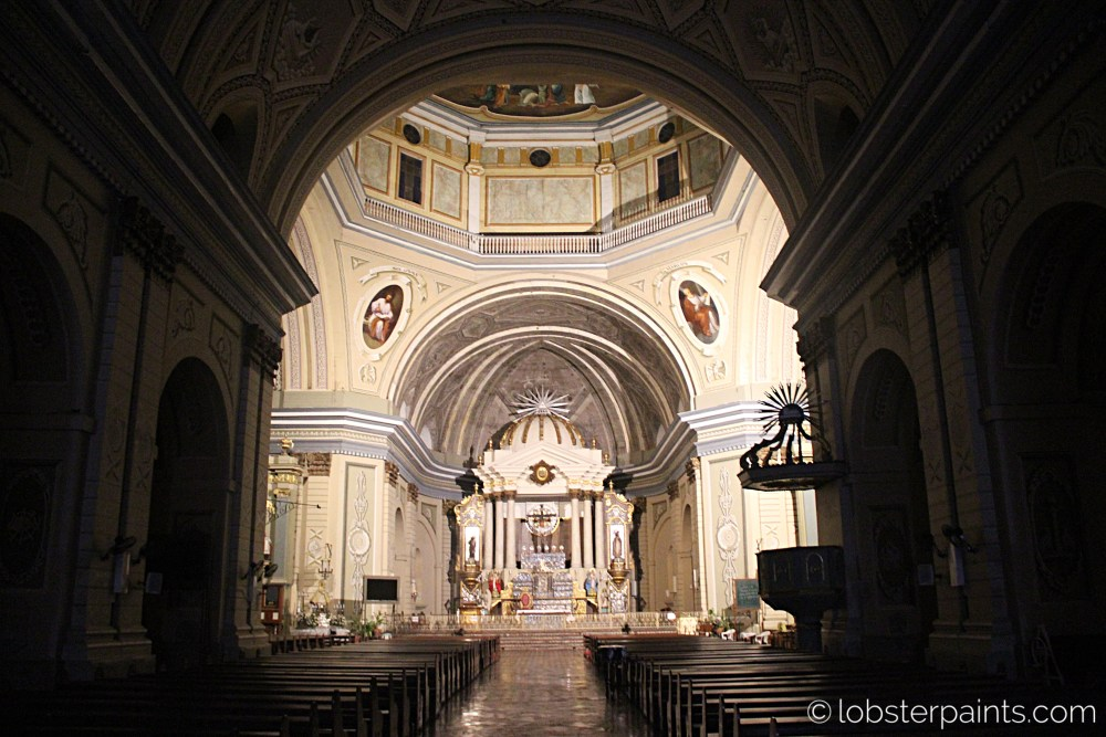 15 October 2015: Basilica of Saint Martin of Tours (Taal Church) | Taal, Batangas, Philippines