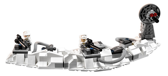 LEGO Star Wars 75098 Assault on Hoth unveiled at Toy Fair