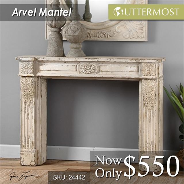 24442 Arvel Mantel $550