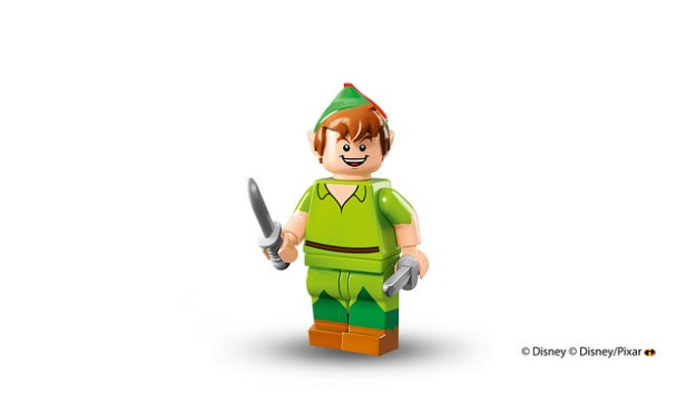 Lego Disney Minifigures Peter Pan