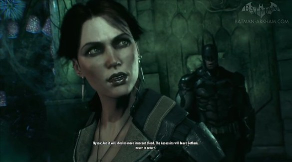 Batman: Arkham Knight - Shadow War