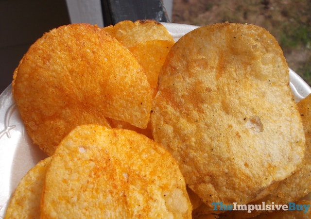 Lay's Korean Barbecue Potato Chips Head-to-Head 2