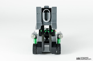 REVIEW LEGO 76045 DC Comics Batman Kryptonite Interception 12