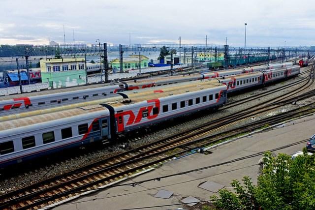 Trans-Siperia junamatka Trans-Siberian train journey IKILOMALLA matkablogi travel blog (16)
