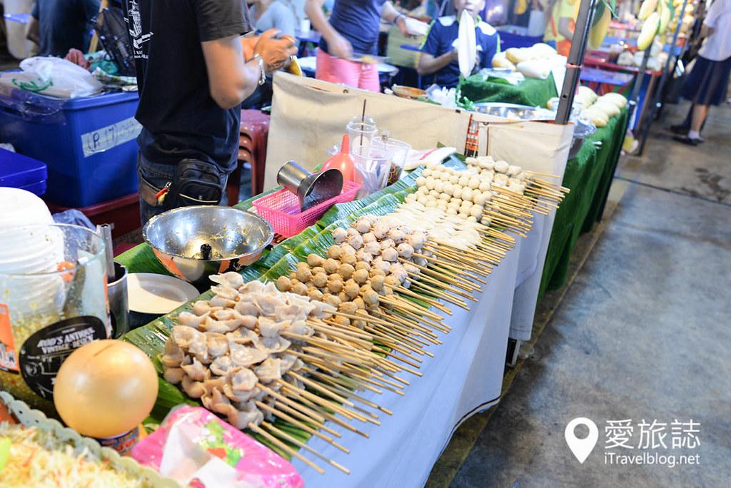 曼谷拉差达火车夜市 Train Night Market Ratchada 10